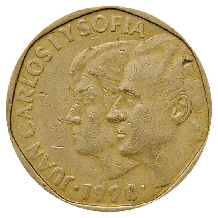 валюта испании фото